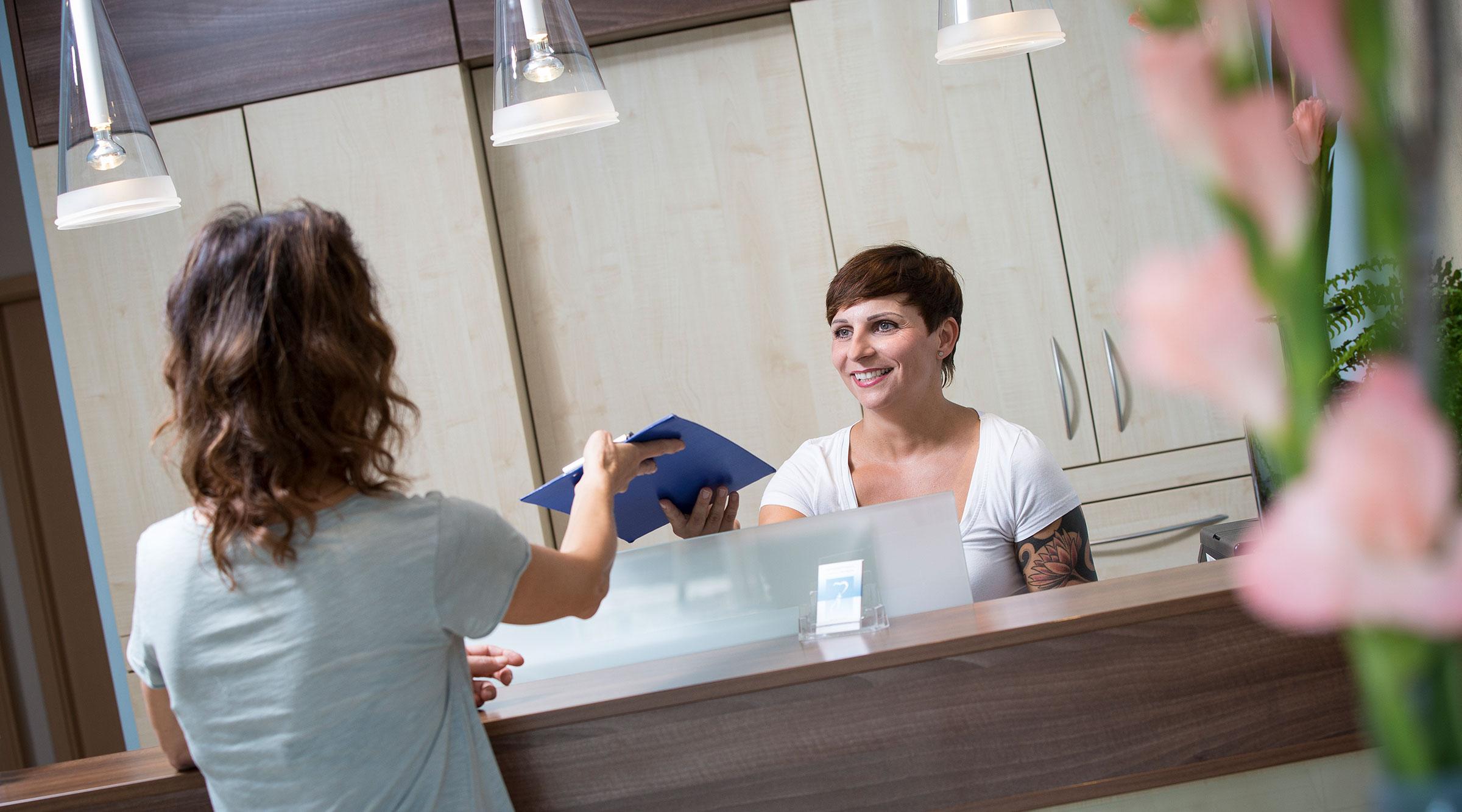 Zahnarztpraxis Zeuthen, Dr. Ines Martin